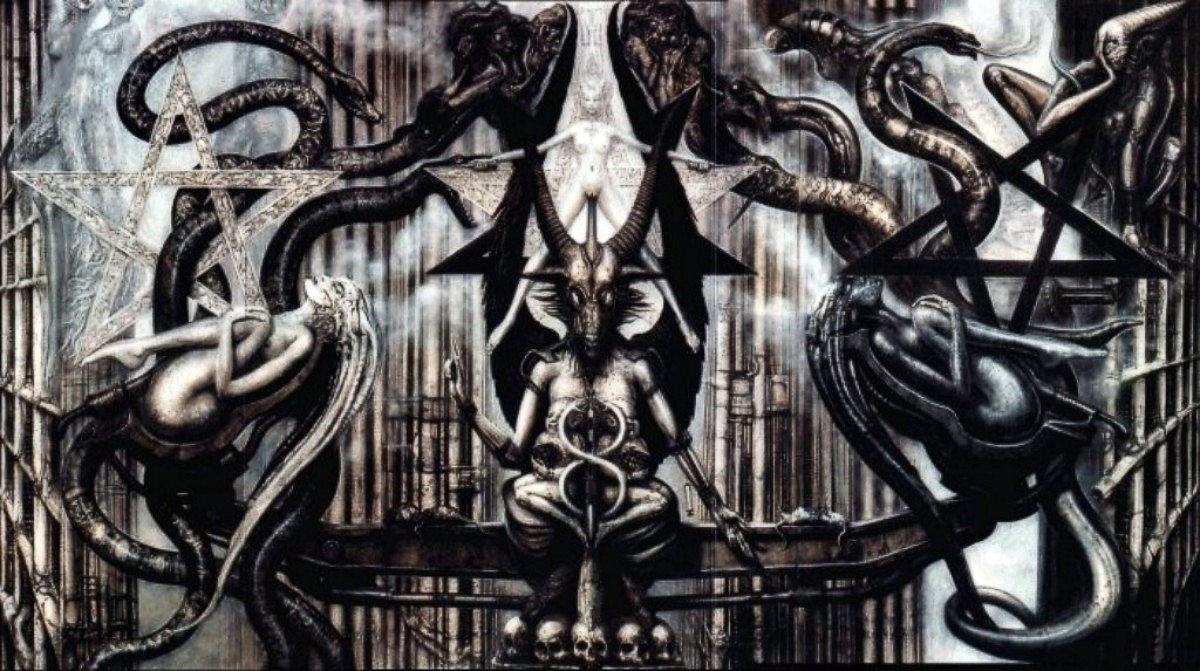 Baphomet as a symbol of self deification the sect of the horned god baphomet1310978643 baphomet buycottarizona Images