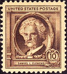 220px-Samuel_L_Clemens4_1940_Issue-10c